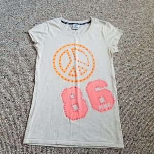 Vintage PINK Victoria's Secret T Shirt Small